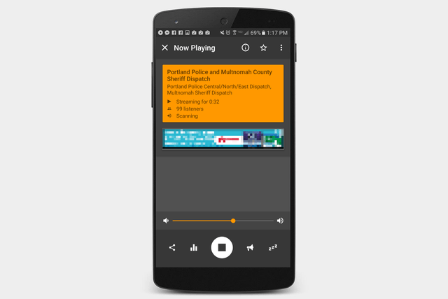 best scanner radio app for android