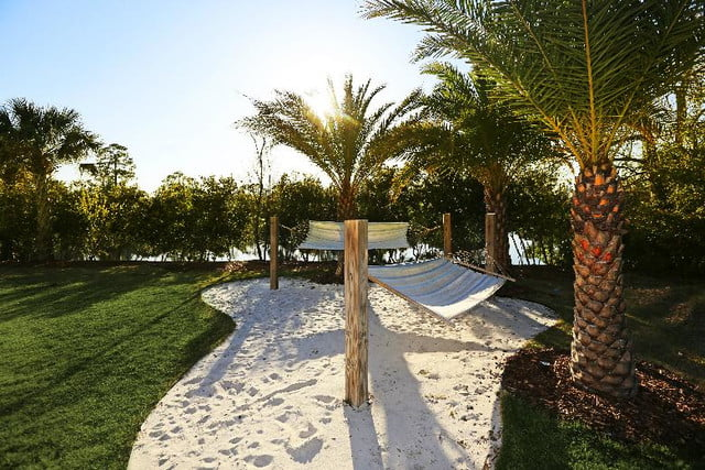 Backyard Beaches Without An Ocean View Scapes Beach Sand