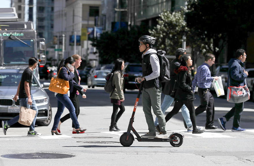 Lyft Is Looking To Launch An Electric Scooter Service In