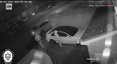 This Mercedes C-Class Was Gone in 60 Seconds After 'Relay Box' Theft