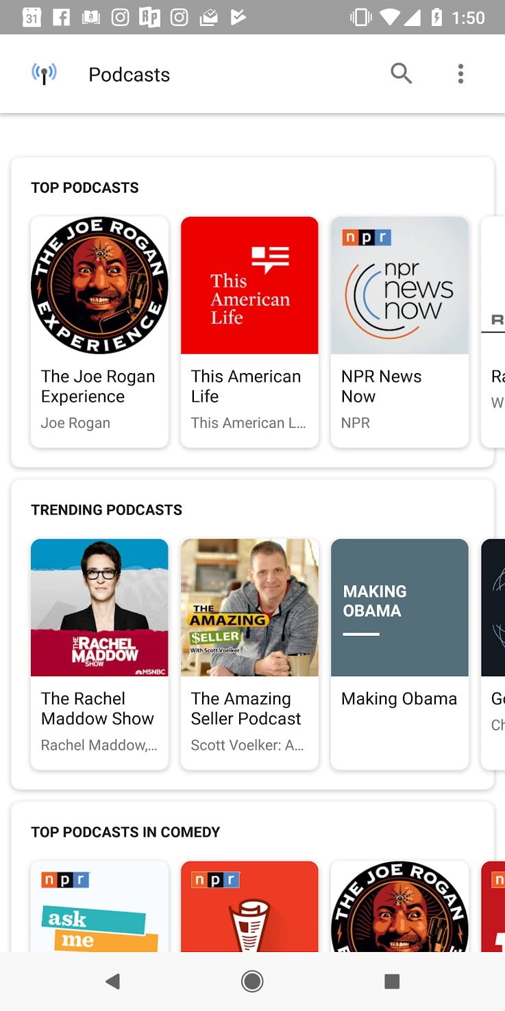 Google wants to double the number of podcast listeners in
