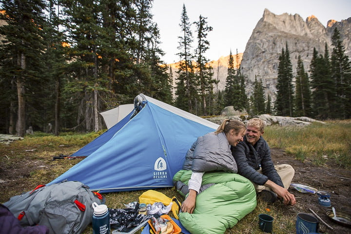 best tents Sierra Designs Clip Flashlight best tents & The Best Tents to Keep You Comfortable While Sleeping Under the ...