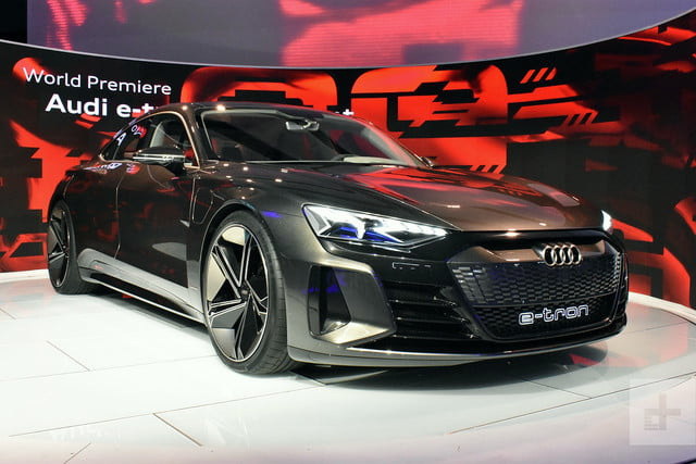 Audi E-Tron GT Concept Headed to Production in 2020 ...