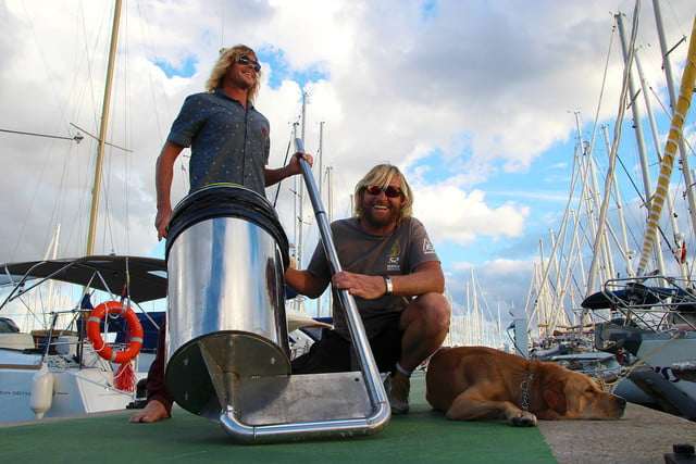 awesome tech you cant buy yet january 3 seabin  autonomous ocean cleaning bin