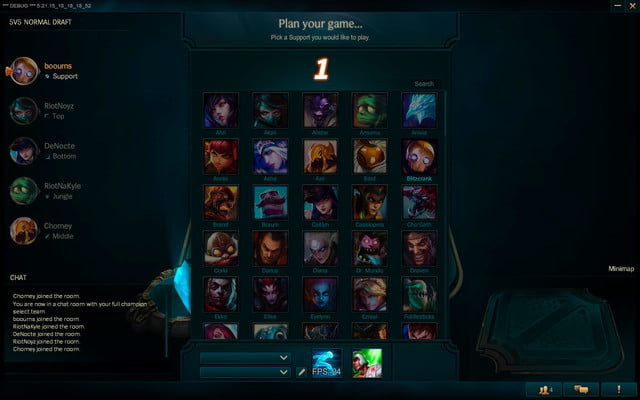 league of legends 2016 update select 3