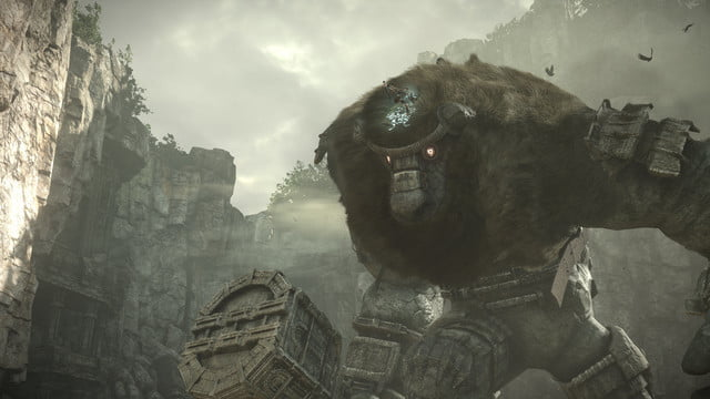 most anticipated 2018 games shadow of the colossus