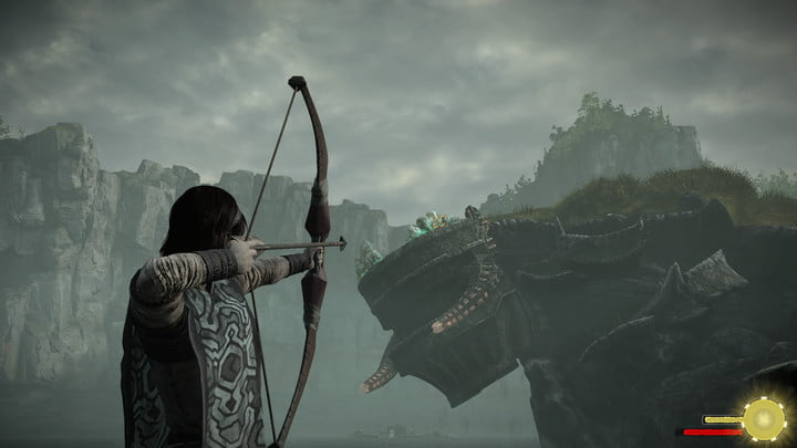 'Shadow of the Colossus' Remake review bow drawn