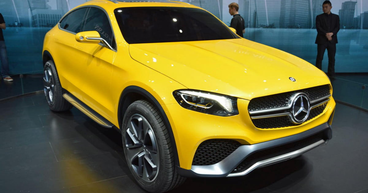 2017 mercedes benz glc coupe news specs rumors digital trends. Black Bedroom Furniture Sets. Home Design Ideas