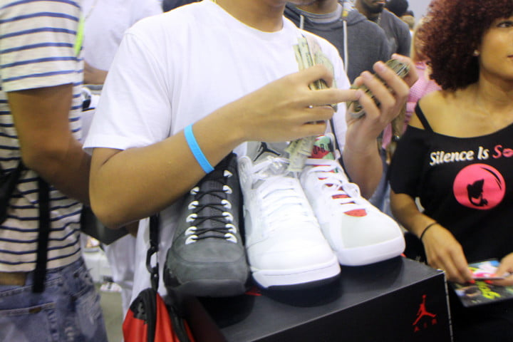 sneakercon sneaker culture matures making money from sneakers