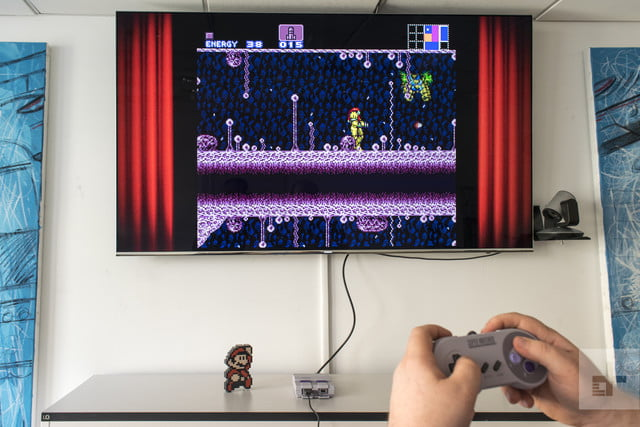 "Playing ""Super Metroid"" on the SNES Classic Edition"