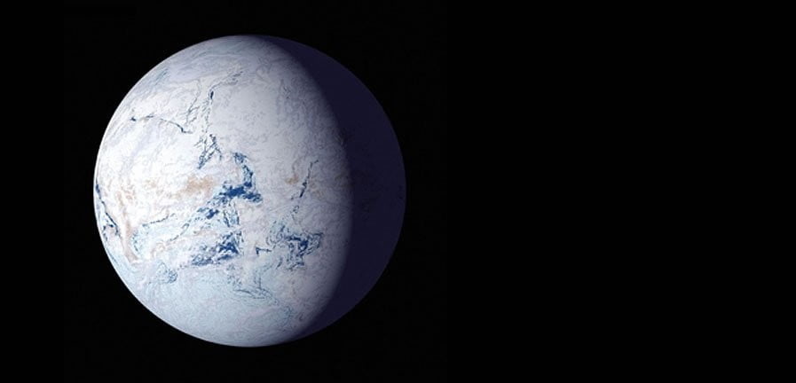 Icy snowball planets may not be as inhospitable to life as previously thought