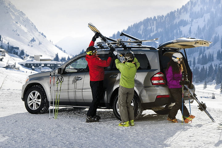 Best Way To Transport Skis On Car