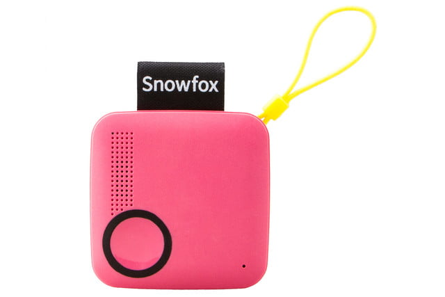 snowfox trackerphone indiegogo launch pink front