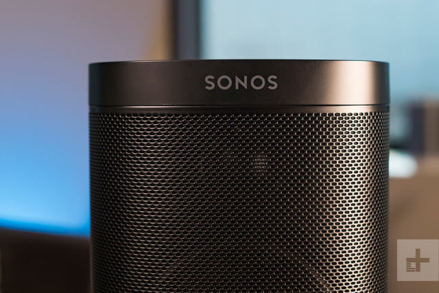 Sonos One review front top half