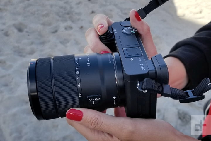 sony a6400 announced hands on 3