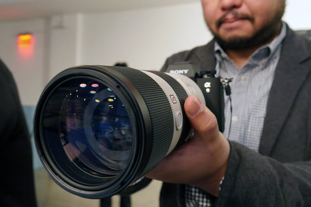 sony a9 full frame camera announced hands on 6