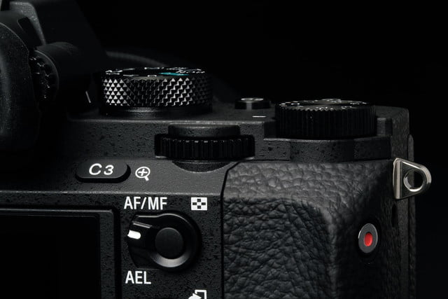 Sony Alpha A7 Mark II review AF/MF