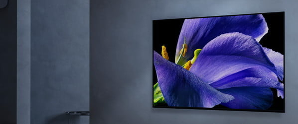 Sony's 2019 TV lineup includes a 98-inch 8K OLED that costs more than a Corvette