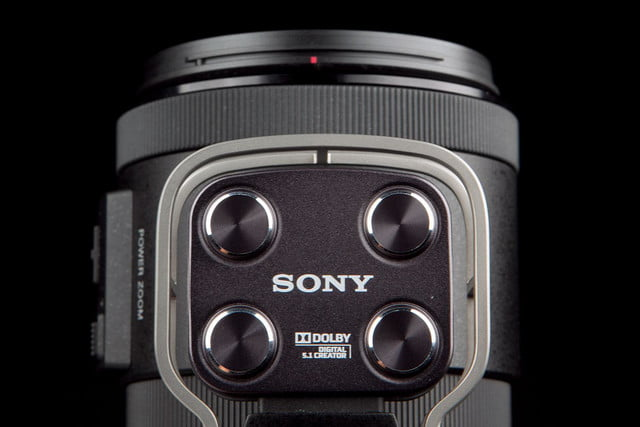 SONY NEX VG 30 Camcorder buttons