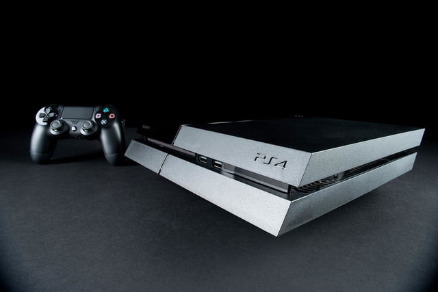 Sony Playstation 4 front kit angle