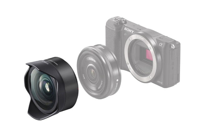 sony strengthens full frame a7 cameras with new macro and zoom lenses vcl ecf2 sel20f28
