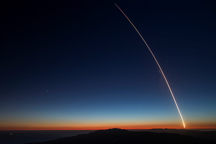 october spacex launch images launches falcon 9 rocket vandenberg air force base 5