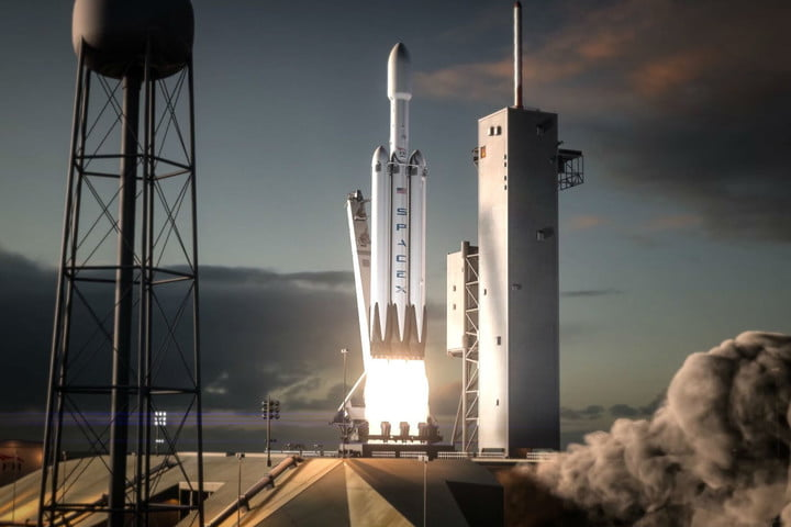 SpaceX could launch 'world's most powerful rocket' by year's end