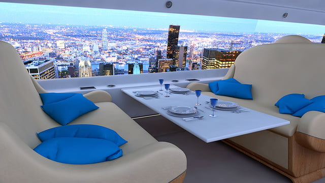 high speed concepts that could mark the return of supersonic travel spike s 512 jet interior city