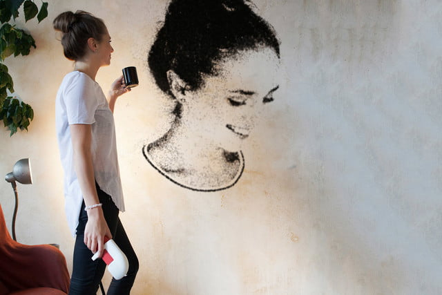 the sprayprinter makes graffiting your wall easy 6