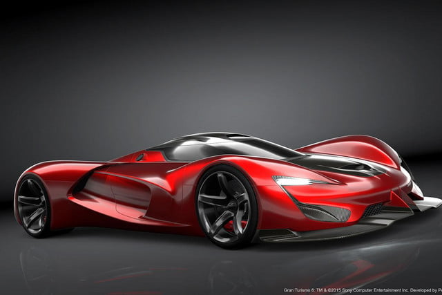 Fiat Chrysler S Srt Tomahawk Concept Previews The Supercar Of 2035
