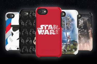 best service 2beae cc088 Protect Your Phone With The Force Using Otterbox Star Wars Cases ...