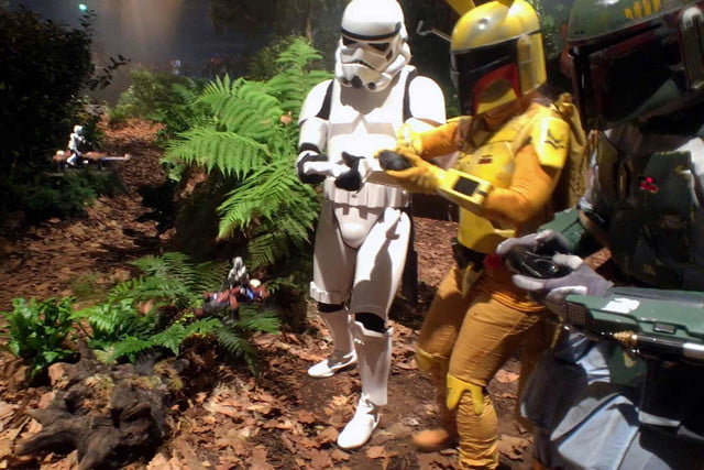 You won't 'fly casual' with these dogfighting Star Wars Battle Drones