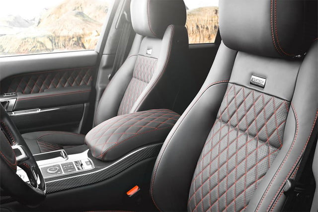 startech range rover pickup news specs pictures 2