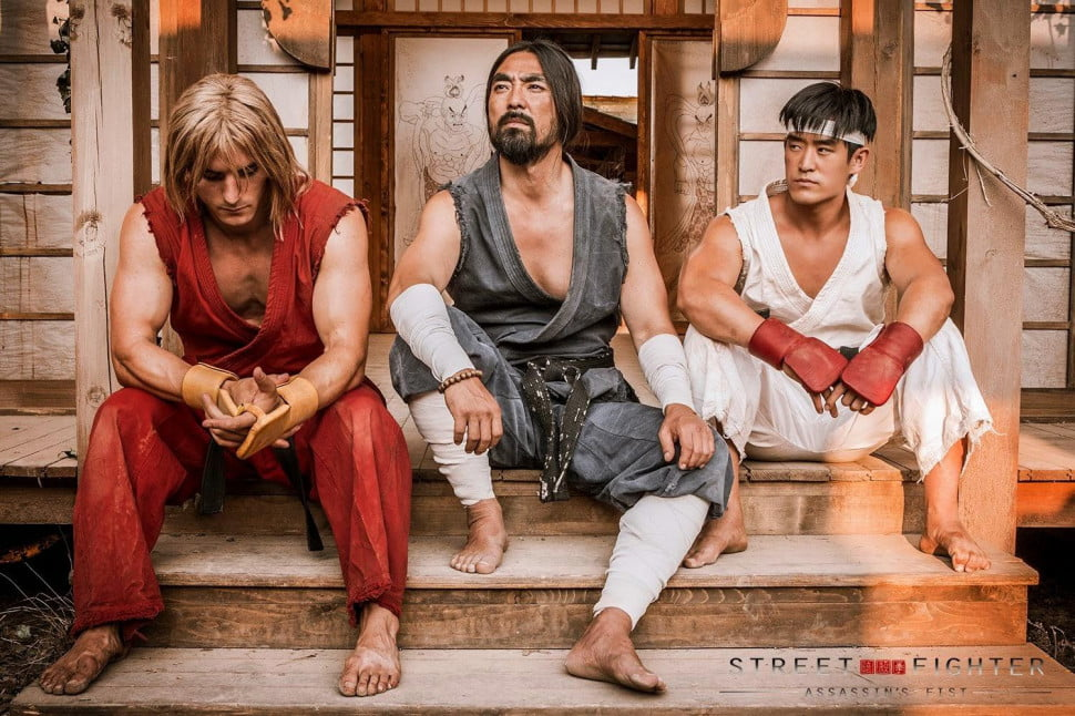 Street Fighter Assassin S Fist Live Action Series Introduces Us To Ken Technology News Nsane Forums