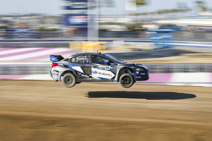 riding in subarus grc race car srtusa interview subaru  s ride along photos 114