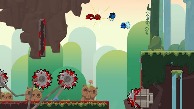 super meat boy forever hands on preview 14996
