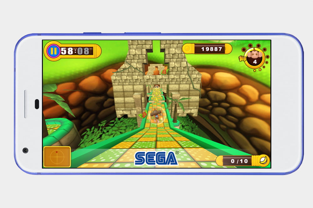 best android games super monkey ball