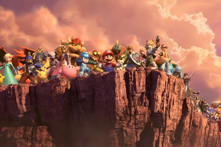 Retails offer rare deal on Super Smash Bros. Ultimate for Nintendo Switch