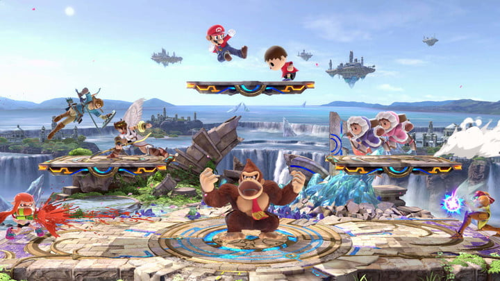 super smash bros wii u emulator online