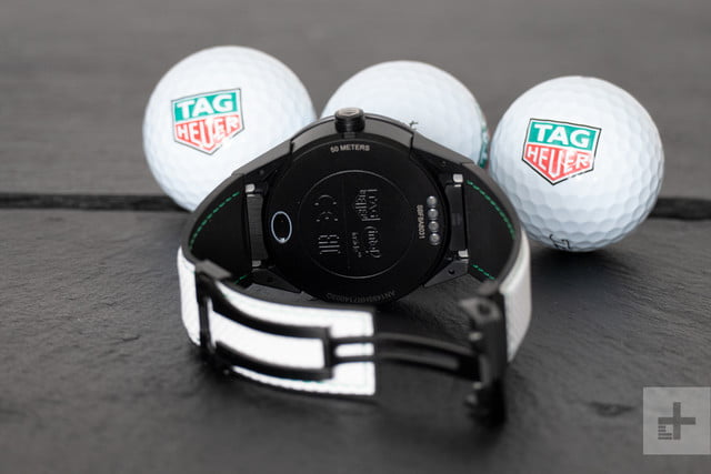 tag heuer connected modular 45 golf edition 2