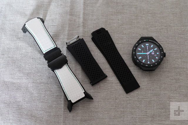 tag heuer connected modular 45 golf edition 8