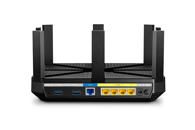 tp links talon router boasts eight antennas and is the first with 802 11ad wi fi 03