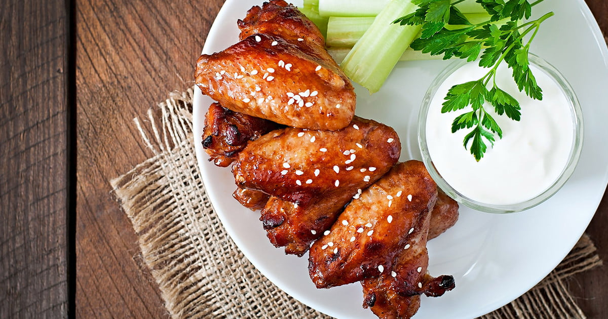 The best way to make chicken wings according to science for How to make the best chicken wings