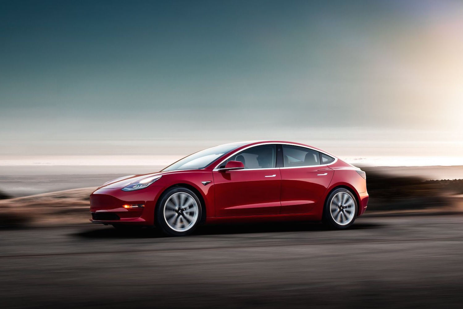 Tesla's Model 3 qualifies for owner tax incentives in Canada