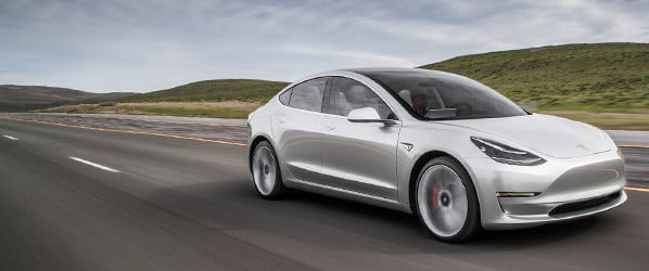 Tesla releases more affordable Model 3 with midrange battery pack