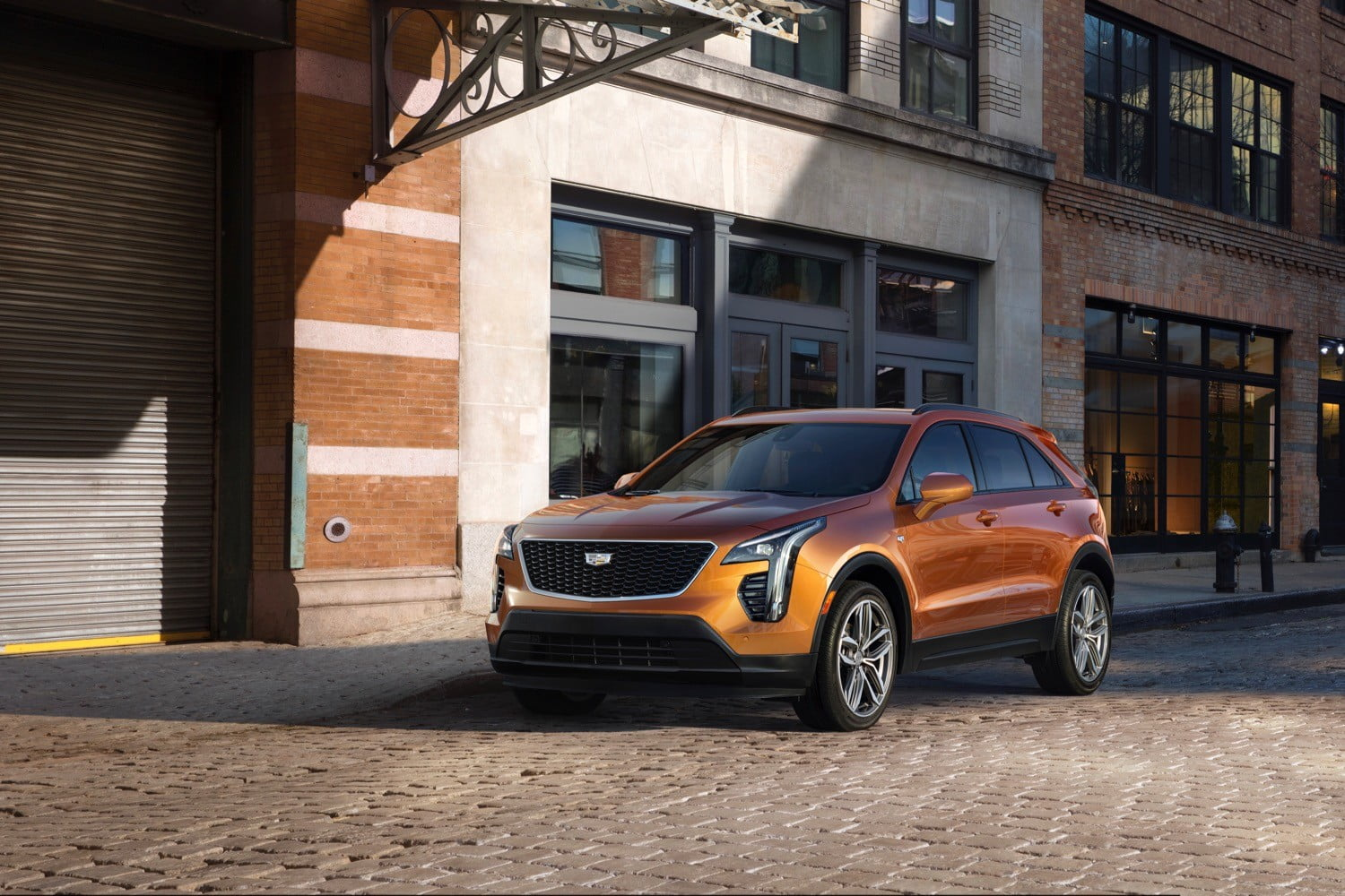 cadillac xt4 will get super cruise just not right away digital trends. Black Bedroom Furniture Sets. Home Design Ideas