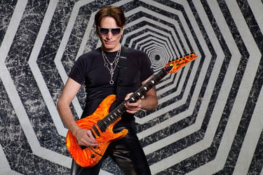 Interview: Steve Vai on 'Passion and Warfare' remastered, MP3