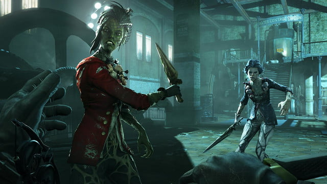 dishonored the brigmore witches dlc fight02