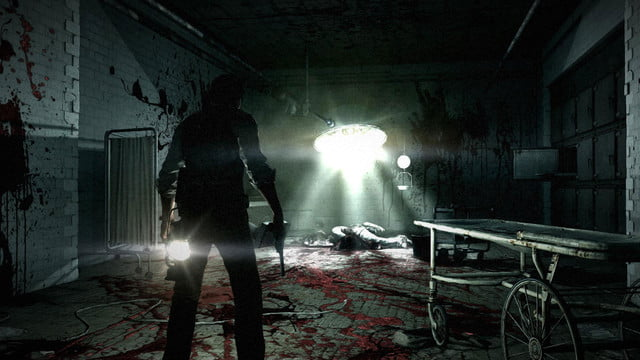 The Evil Within screenshot 13