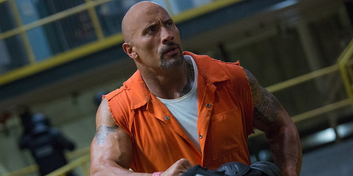 The Fate of the Furious' review